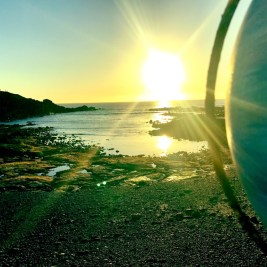 Sunset El Cotillo