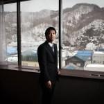 Mayor Naomichi Suzuki