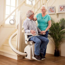 Stair-Lifts-in-home