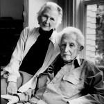 Joan and Erik Erikson