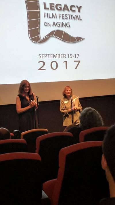 Legacy Film Festival speakers