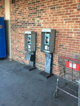 When was the last time you saw a couple of these functioning? Susan Player snapped this near Hitchcock's in Palatka.