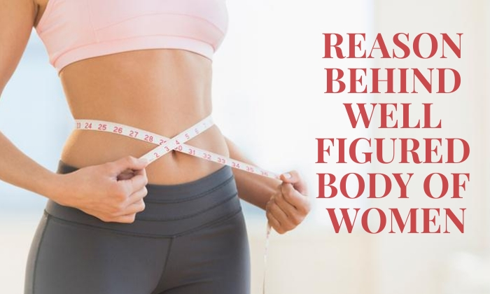 lose belly fat to get well figured woman