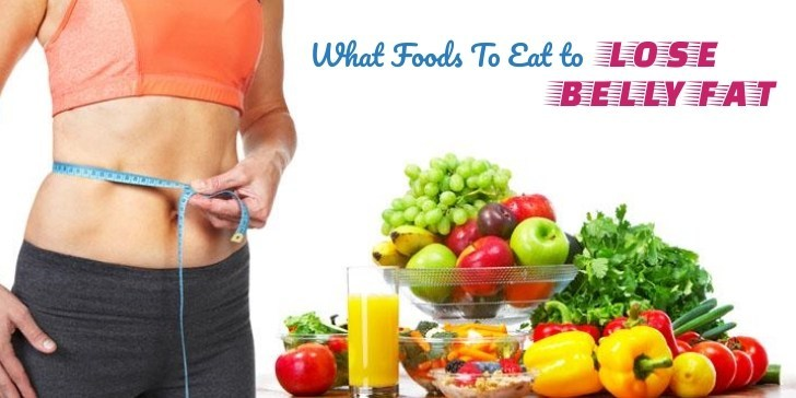 What foods are good to eat to reduce belly fat