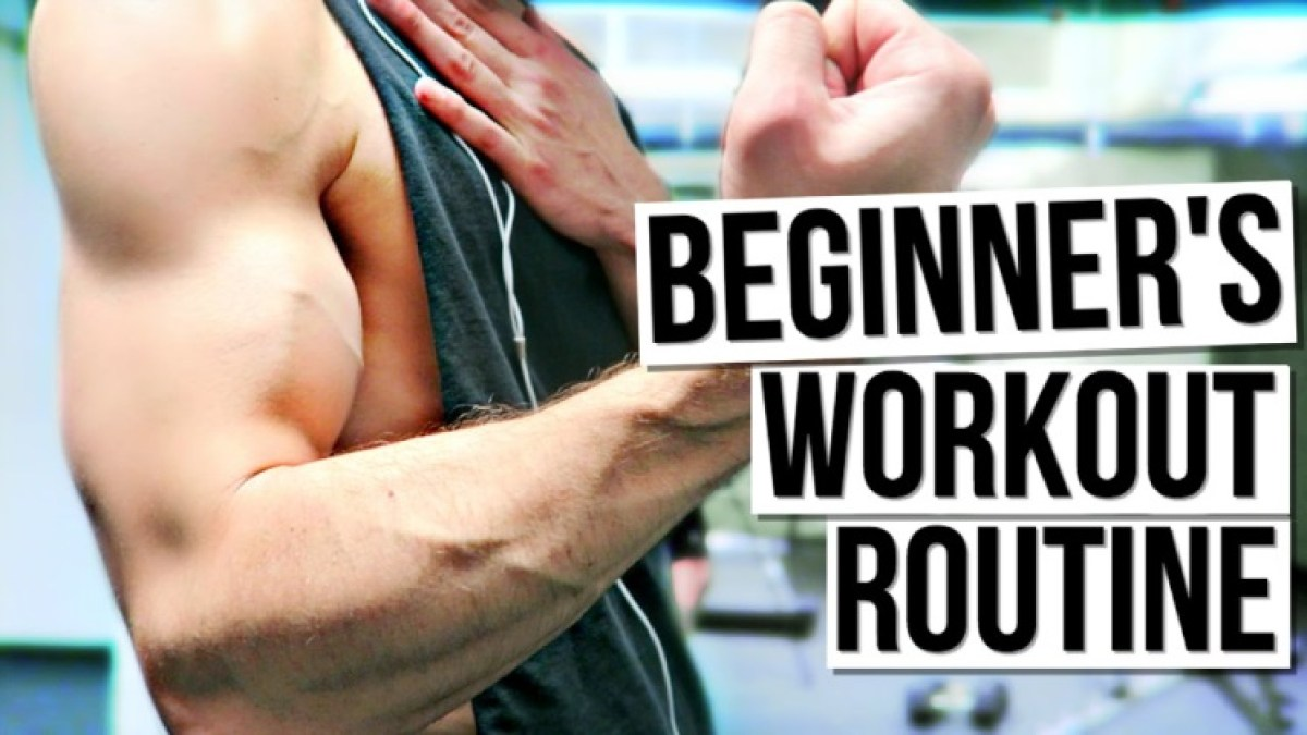 Best Gym Workout Routines (Plan) for Beginners – 6 Week Guide