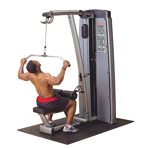 best high pulley back exercises