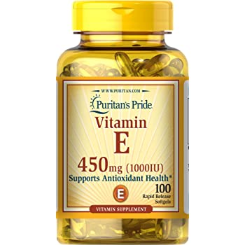 Vitamin e for immune booster supplement