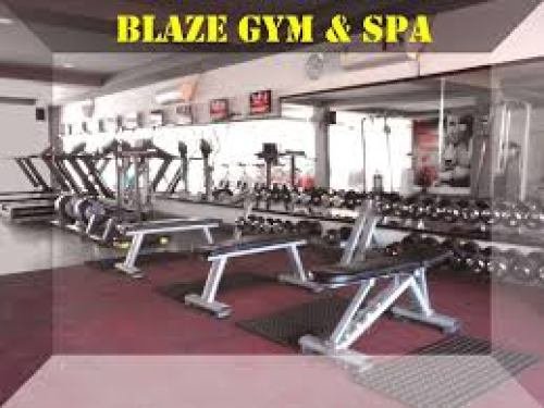 Blaze Gym And Spa Zirakpur