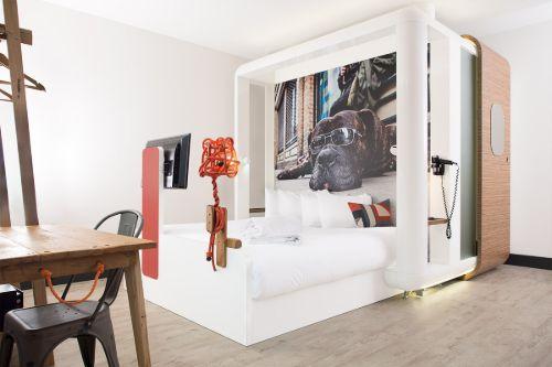 QBIC HOTELS en hoteles hibridos