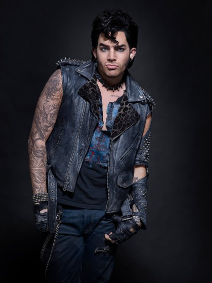 THE ROCKY HORROR PICTURE SHOW: LET'S DO THE TIME WARP AGAIN: Adam Lambert as Eddie in THE ROCKY HORROR PICTURE SHOW: LET'S DO THE TIME WARP AGAIN: Premiering Thursday, Oct. 20 (8:00-10:00 PM ET/PT) on FOX. ©2016 Fox Broadcasting Co. Cr: Miranda Penn Turin/FOX
