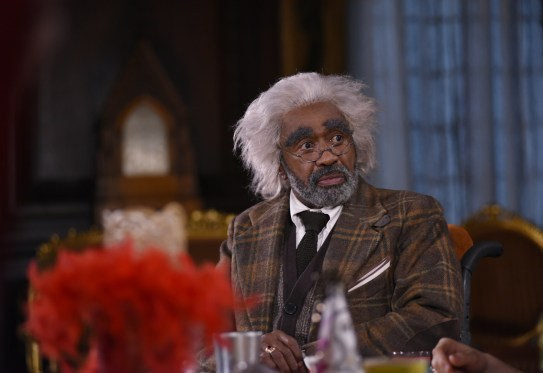 THE ROCKY HORROR PICTURE SHOW: LET'S DO THE TIME WARP AGAIN: Ben Vereen in THE ROCKY HORROR PICTURE SHOW: LET'S DO THE TIME WARP AGAIN: Premiering Thursday, Oct. 20 (8:00-10:00 PM ET/PT) on FOX. ©2016 Fox Broadcasting Co. Cr: Steve Wilkie/FOX