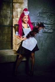 THE ROCKY HORROR PICTURE SHOW: LET'S DO THE TIME WARP AGAIN: Christina Milian as Magenta in THE ROCKY HORROR PICTURE SHOW: LET'S DO THE TIME WARP AGAIN: Premiering Thursday, Oct. 20 (8:00-10:00 PM ET/PT) on FOX. ©2016 Fox Broadcasting Co. Cr: Steve Wilkie/FOX