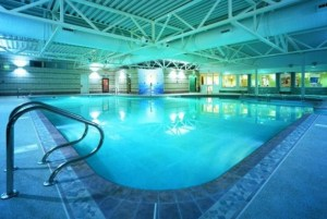 Silverdale's pool complex also makes a deep impression on guests