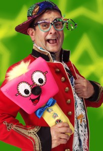 Timmy Mallett is among the line-up of familiar TV personalities