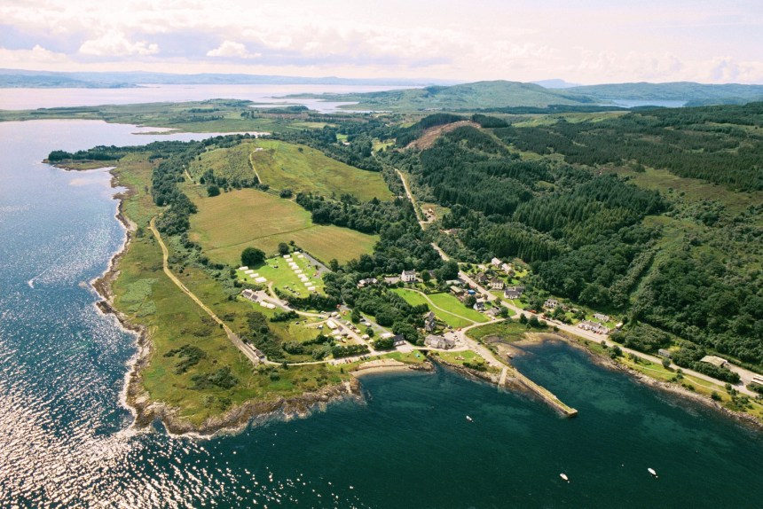 Island of dreams: Mull is perhaps the most romantic of all the Scottish Western Isles
