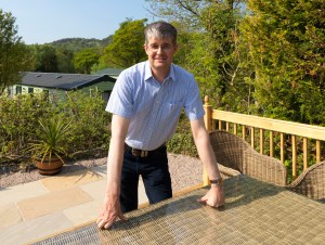 Michael Holgate says parks offer great career choices