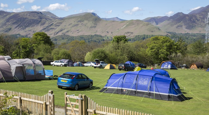 Stunning Lakeland views and first-class hospitality helped Castlerigg Hall win the AA's North West accolade