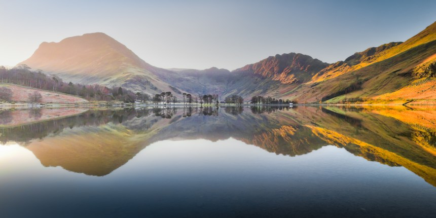 Cumbria's autumn, said to be the finest for years, has attracted high numbers of visitors
