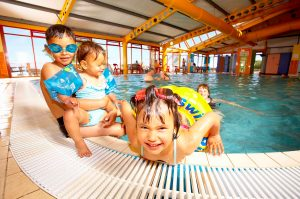 First-class leisure facilities are a hallmark of the group's parks