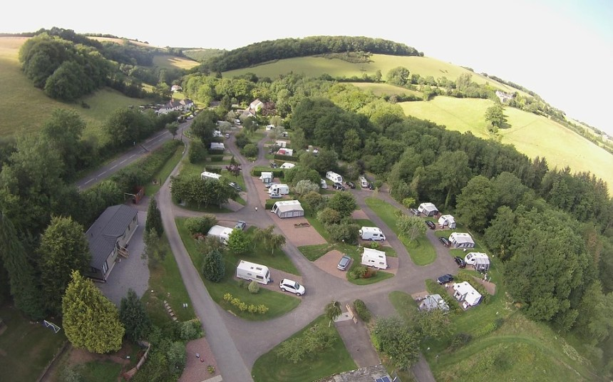 """As caravanners ourselves, we've tried to create the type of park we always seek out,"" say Waterrow's owners"