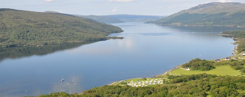 On the shores of Loch Sunart, Resipole is a perfect escape for holiday guests seeking classic Highland scenery