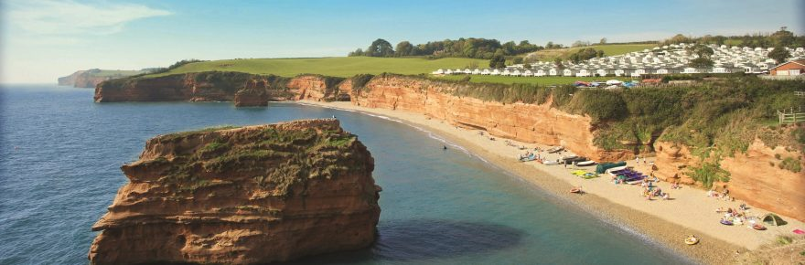 Ladram Bay, which boasts a private beach, starts its 75th holiday season with £1m of new guest attractions