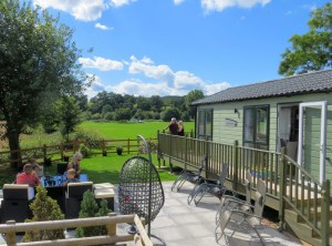Tranquil surroundings at the park woo holiday home buyers