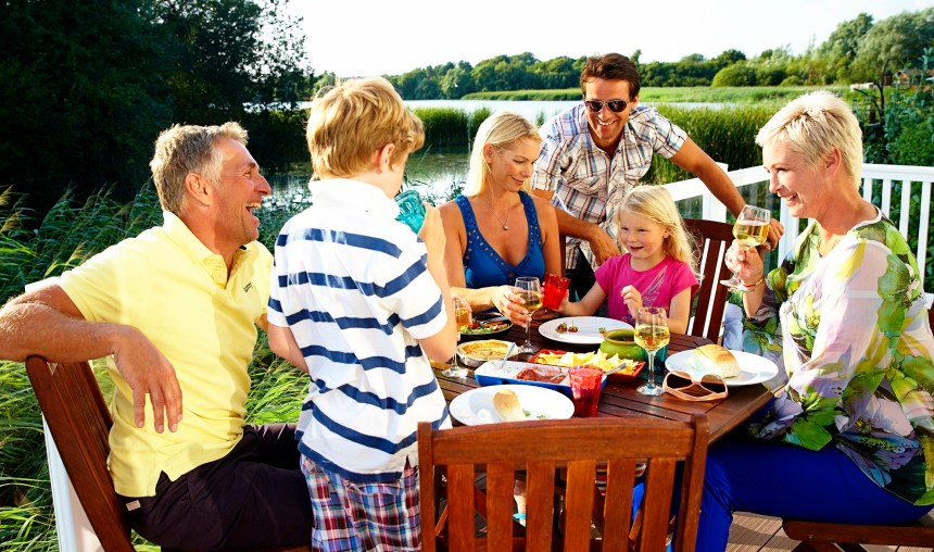 High demand from staycation families prompted Park Holidays UK to add extra accommodation this year