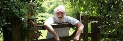 David Bellamy has awarded his top gold accolade to Little Orchard Caravan Park for ten successive years