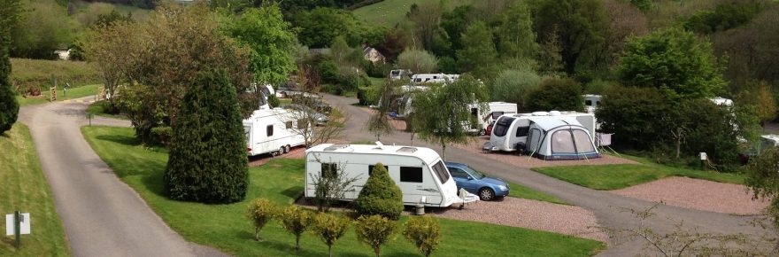 Set on the fringes of Exmoor, Waterrow is popular with touring guests seeking a quiet, tranquil location