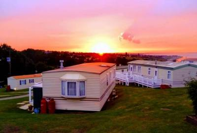 Holiday home owners enjoy stunning views and easy access to sandy beaches