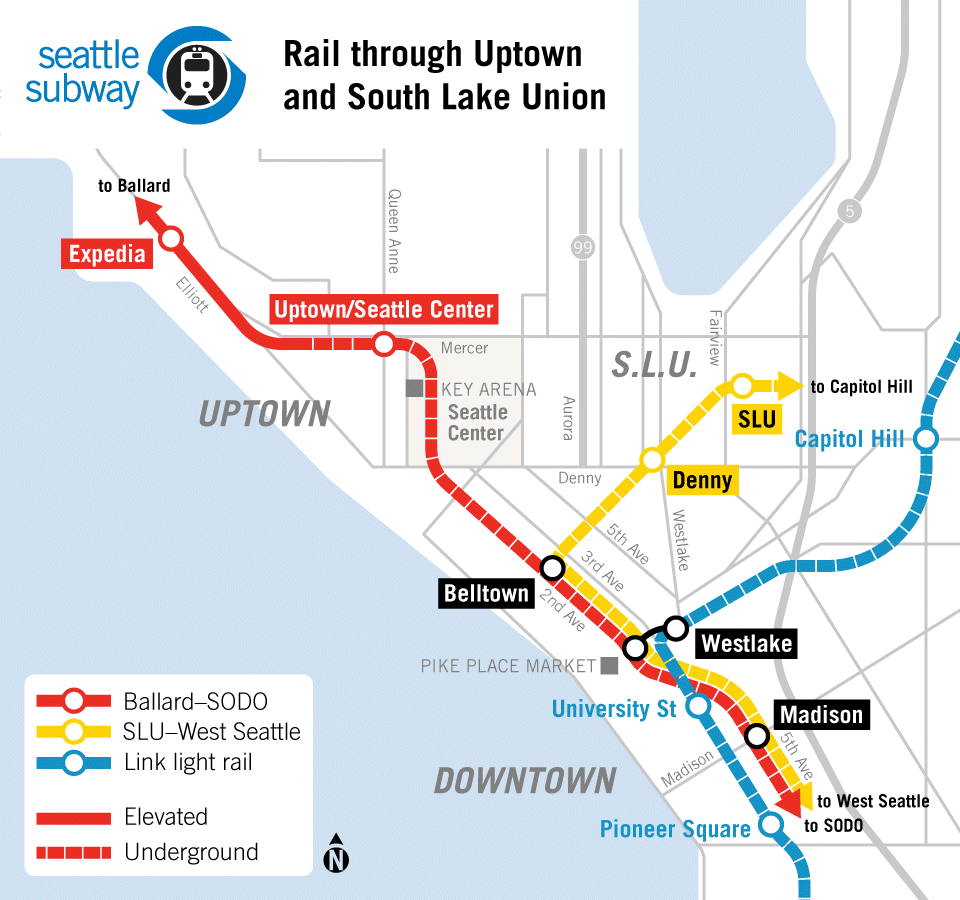 Seattle Should Demand HighQuality Rail