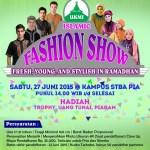 UKMI Islamic Faashion Show