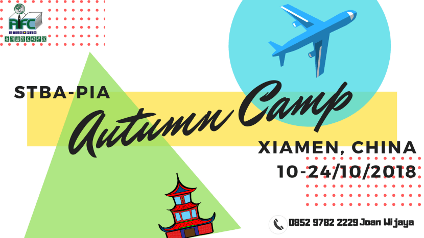 Autumn-Camp-2018
