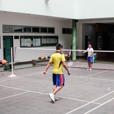 Badminton - 羽毛球队