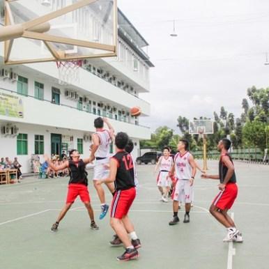 Basketball - 篮球队