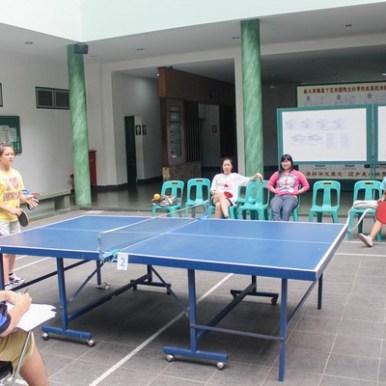 Table Tennis - 乒乓球队