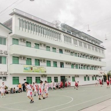 Basketball court - 篮球场