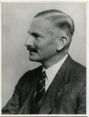 Photo of Richard St. Barbe Baker Courtesy: University of Saskatchewan, University Archives & Special Collections, Richard St. Barbe Baker fonds, MG 71