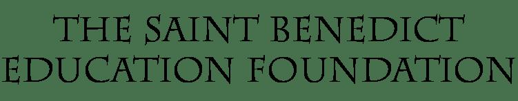 The Saint Benedict Education Foundation