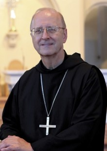Abbot Gregory J. Polan, O.S.B., Abbot Primate