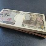 ココマイスターの長財布に100万円入れてみた