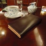 ココマイスターのコードバンの長財布を買った