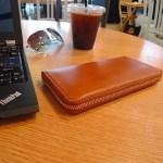 ココマイスターの長財布の感想・・・
