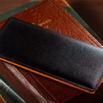 アルバートカーフ マーシャルウォレットはかっこいいメンズ長財布