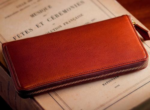 ココマイスターでオススメの長財布