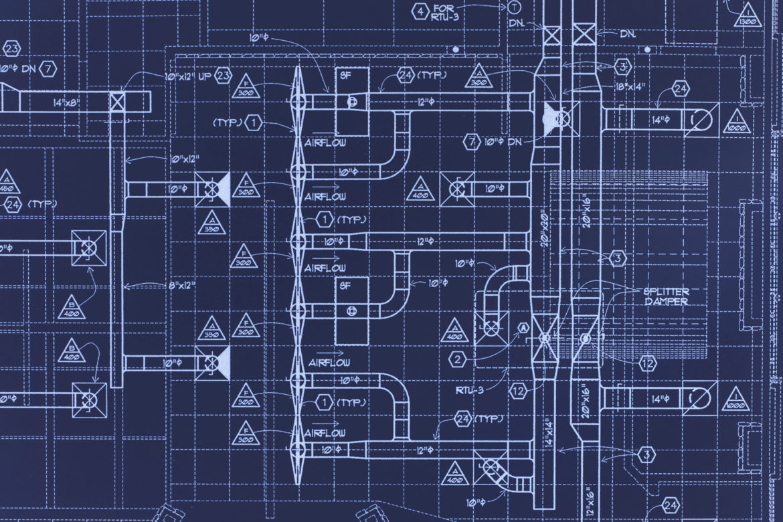 hight resolution of hvac system diagram