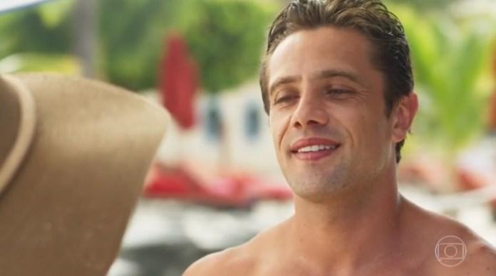 Rafael Cardoso plays Renzo in Salve-se Quem Puder (photo: reproduction / TV Globo)