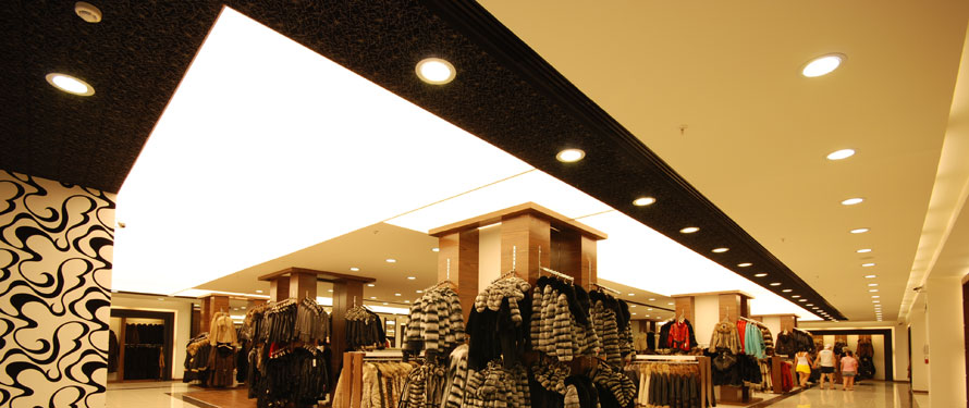 STCeiling  Retail Ceilings