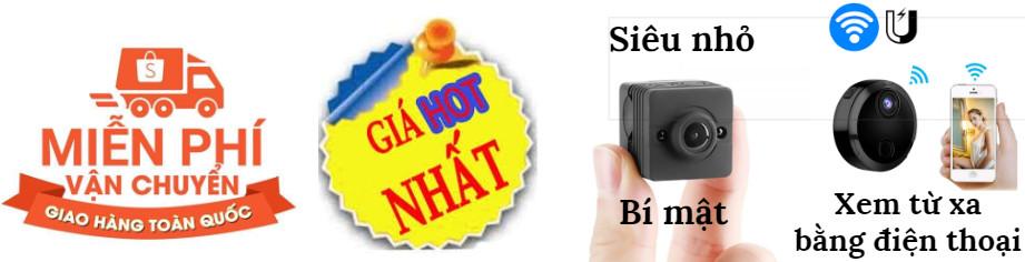 Mua camera ngụy trang siêu nhỏ bí mật tại công ty ST Camera để có được sản phẩm tốt nhất, giá rẻ nhất hiện nay trên thị trường